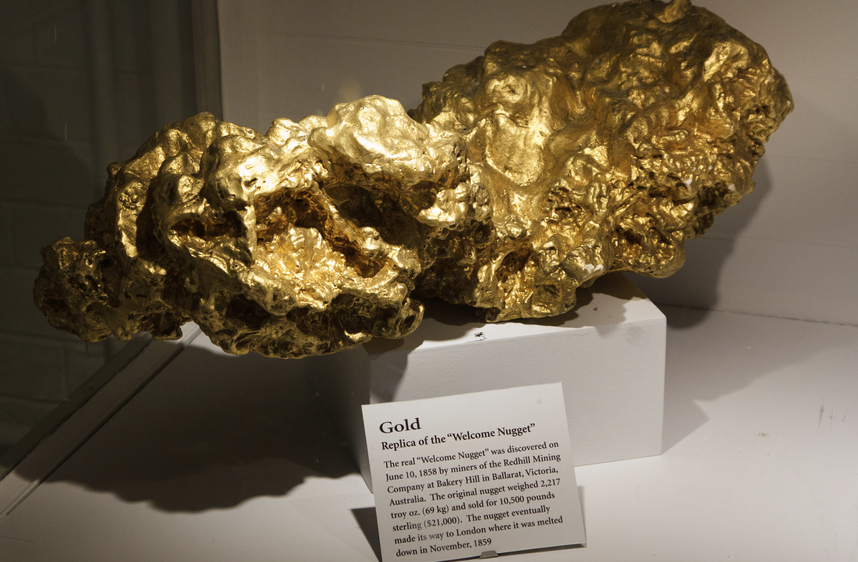 Biggest Gold Nugget